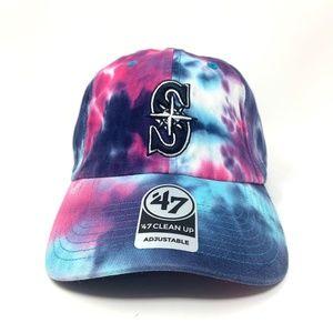 47 BRAND - Seattle Mariners Tie Dye Hat